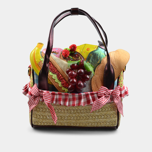 IRREGULAR CHOICE PICNIC BASKET