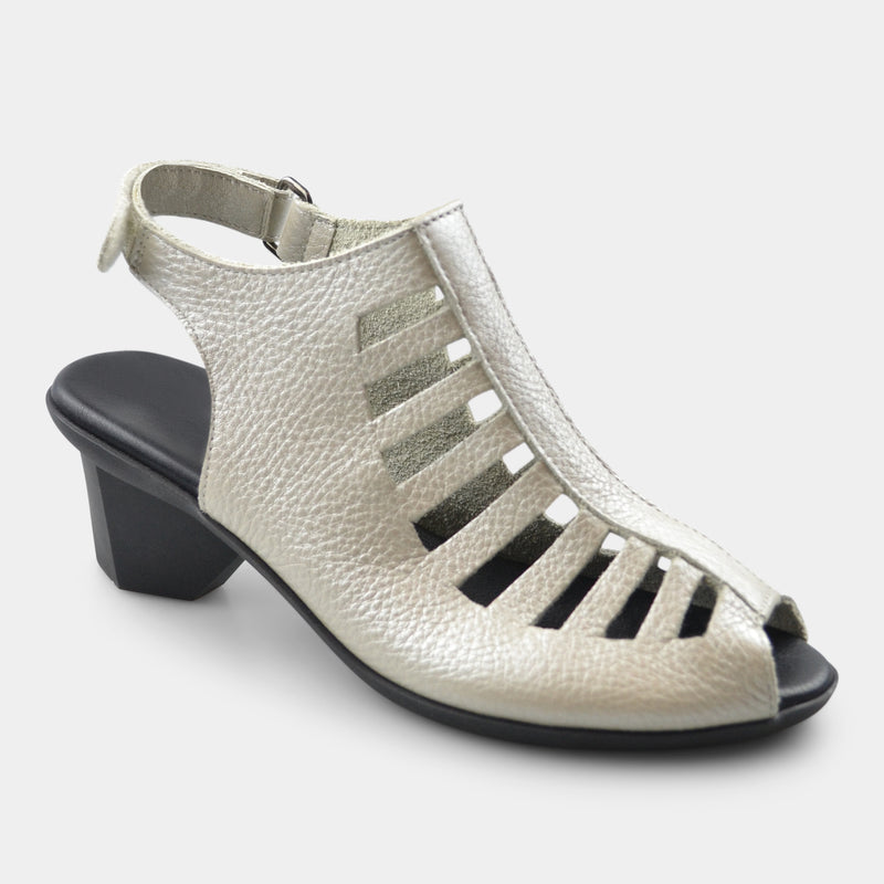 ARCHE ENEXOR HEEL IN CREAM