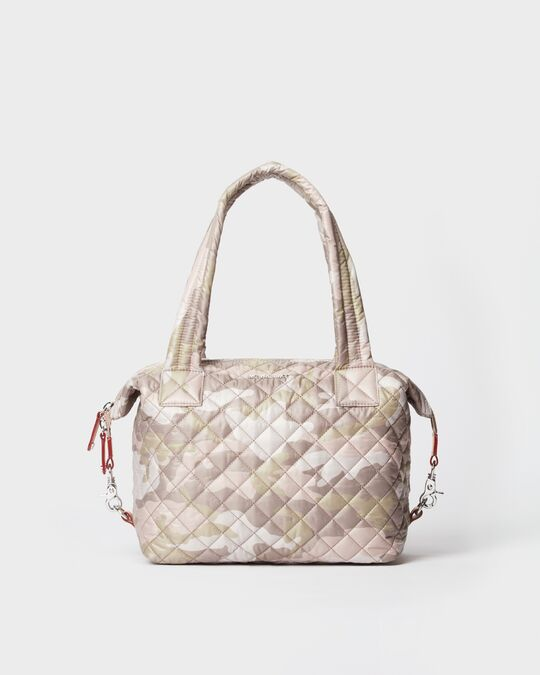 MZ WALLACE MEDIUM SUTTON IN BLUSH CAMO