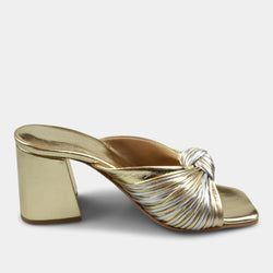 JEFFREY CAMPBELL MELONGER GOLD METALLIC