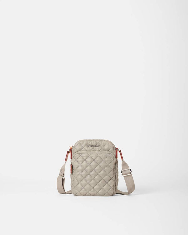 MZ WALLACE METRO CROSSBODY IN GRAPHITE