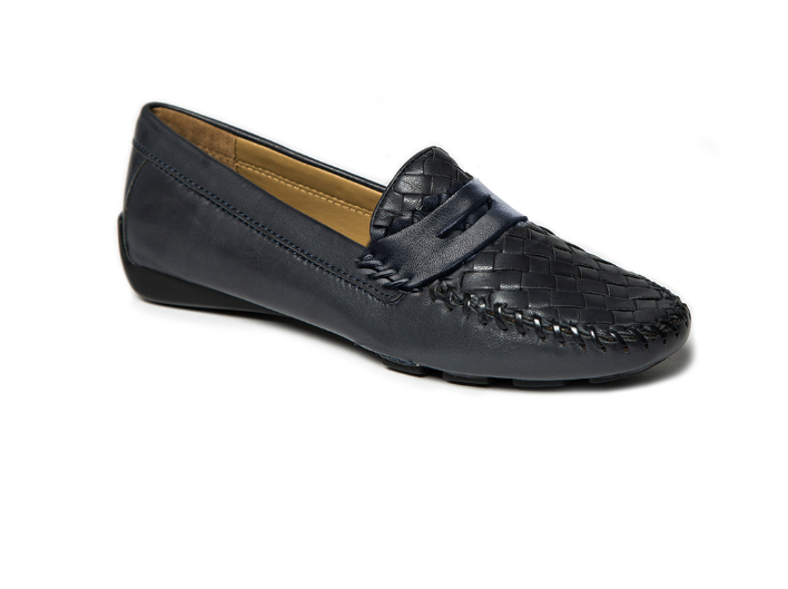 ROBERT ZUR  PETRA LOAFER IN BLACK