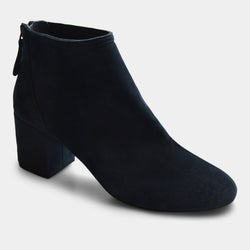 CECELIA NOLTON BOOTIE IN DARK BLUE