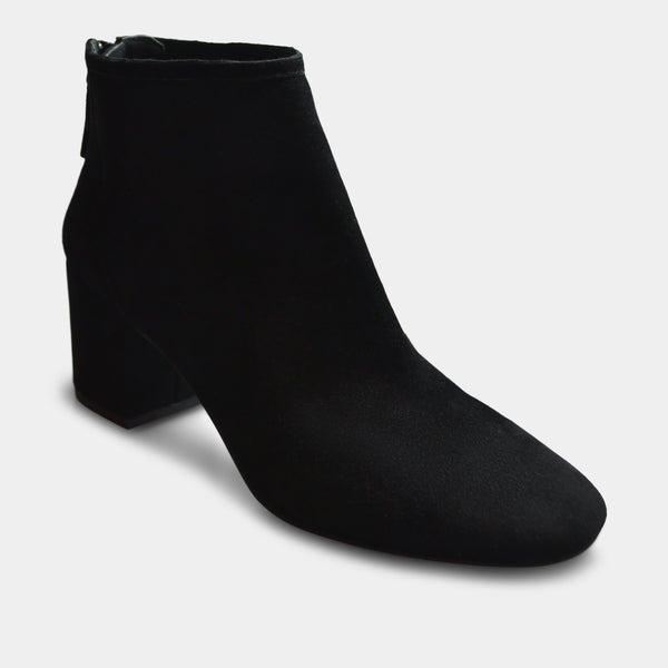 CECELIA NOLTON BOOTIE IN BLACK