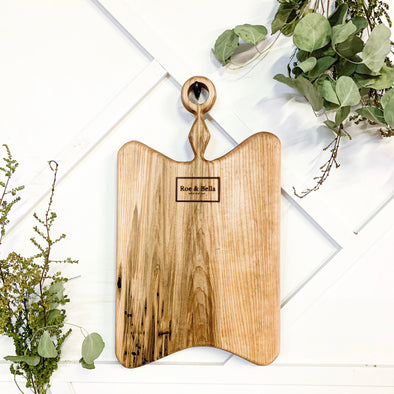 RB Eva Charcuterie Board - Maple