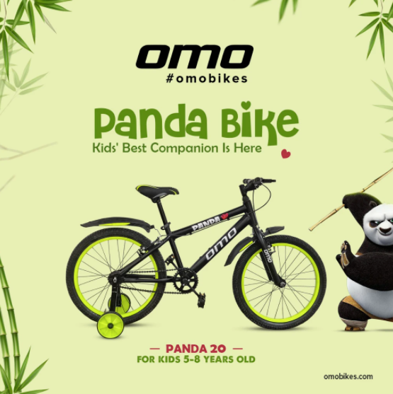 Panda Kids Bikes Get Major Update in 2021