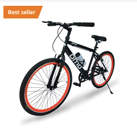 OMO Model 1.7 - India's Bestselling Cycle with upgrades