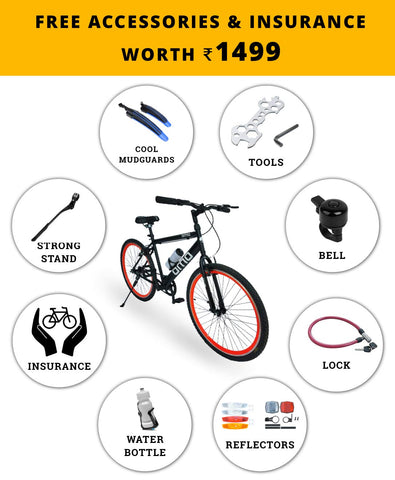 omo bikes bicycle accessories
