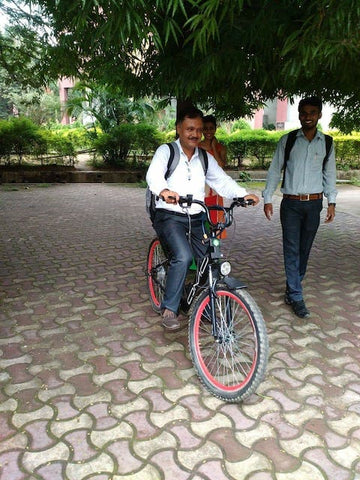 OMO customer review electric cycle