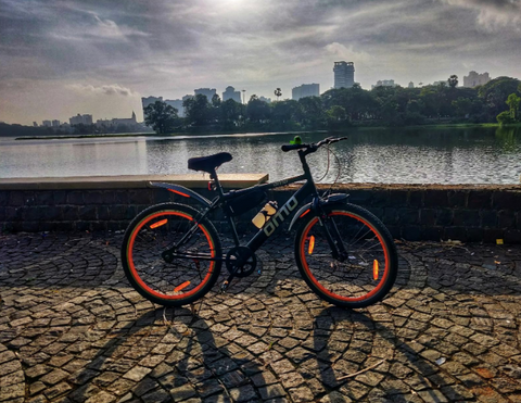 OMO Bikes best bicycle to buy online in India