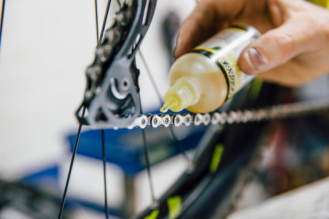 bicycle chain lube