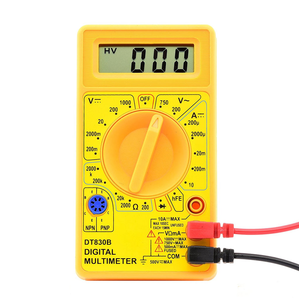 Digital Multimeter for Ebike - OMOBIKES