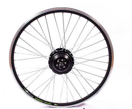 OMOBikes Hub Motor Wheel for Bicycles - OMOBIKES