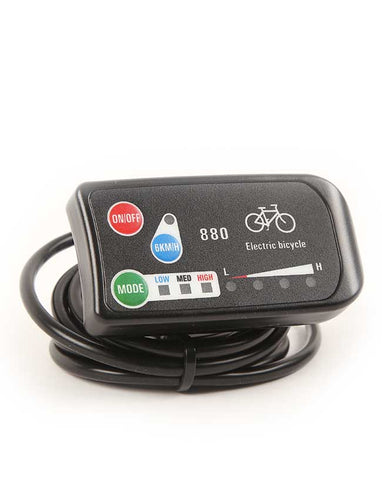 EBIKE Part : Speedometer Display for Electric Cycle - OMOBIKES