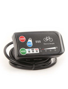 Speedometer Display for Electric Cycle - OMOBIKES