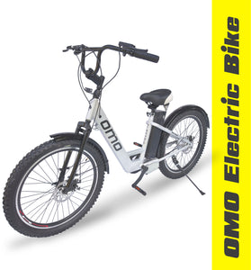OMObikes Electric Bicycle - Model E.0 - OMOBIKES