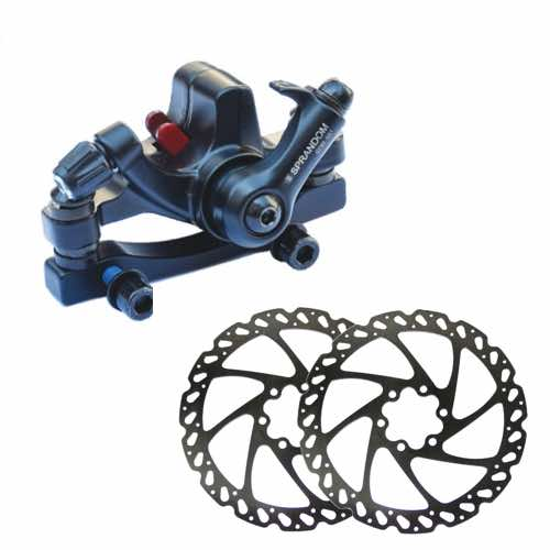 Disc Brakes for Bicycles - OMOBIKES