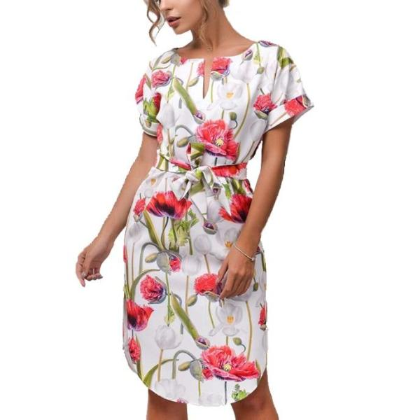Riley Floral Dress