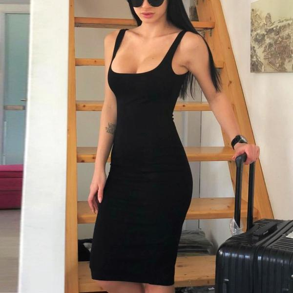 Hazel Bodycon Dress
