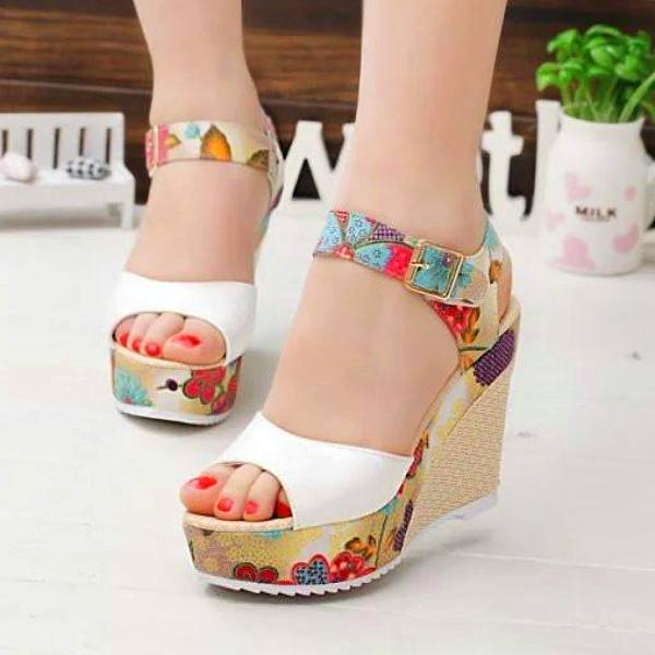 Bohemian Muffin Shoes