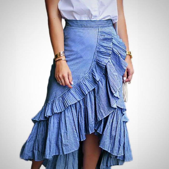 Alexis Denim Skirt