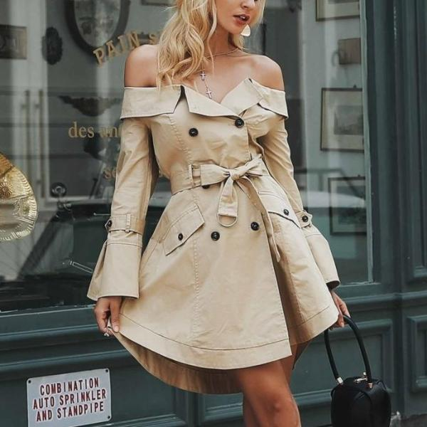 Sallie Coat Dress