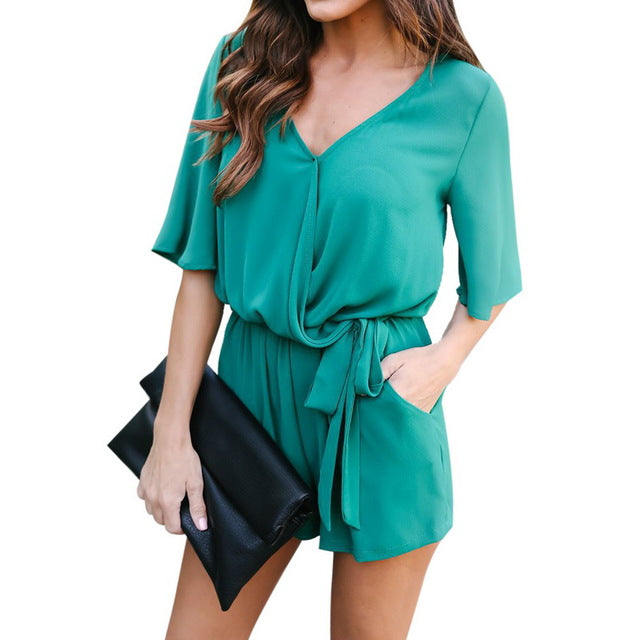 Nyrie Romper