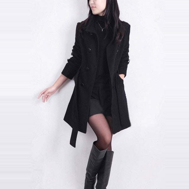 Lacey Coat