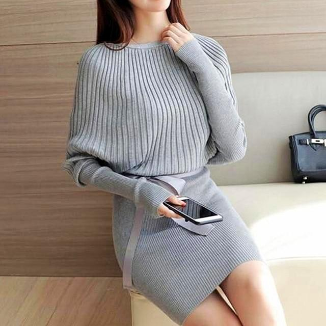Miann Sweater Dress