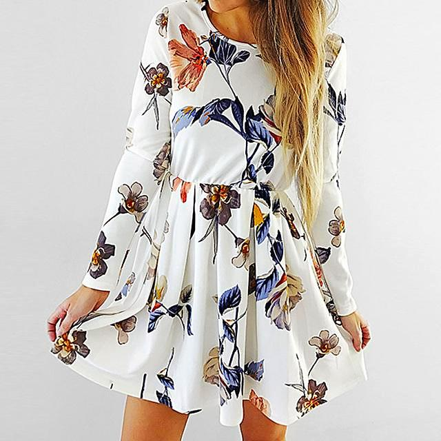 Roxie Floral Dress