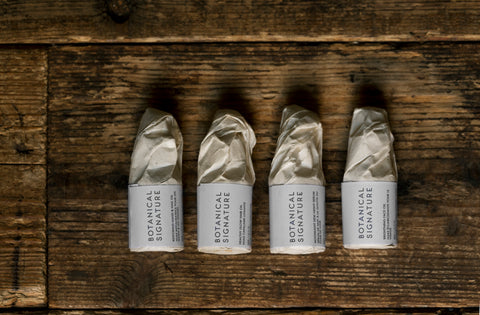 BOTANICAL SIGNATURE 30ml Washi bottles