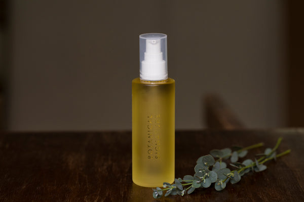Deep Zen Body Oil