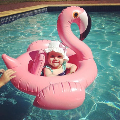 Kids Flamingo Float