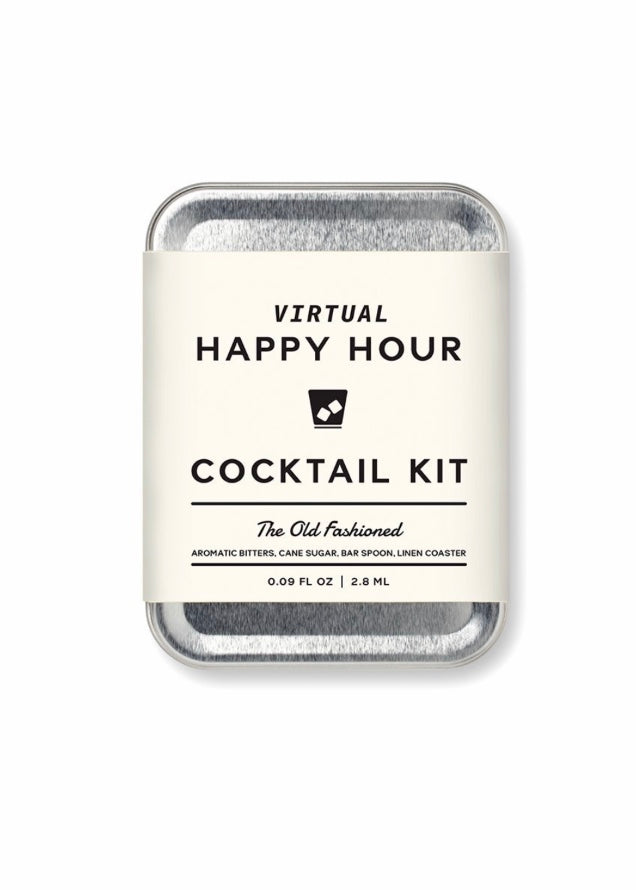 THE OLD FASHIONED VIRTUAL COCKTAIL KIT