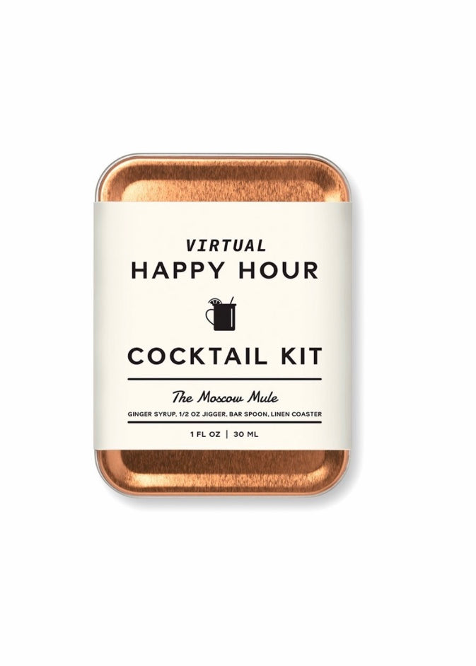 THE MOSCOW MULE HAPPY HOUR KIT