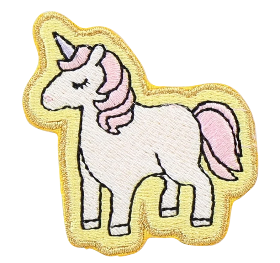 Unicorn Sticker Patch