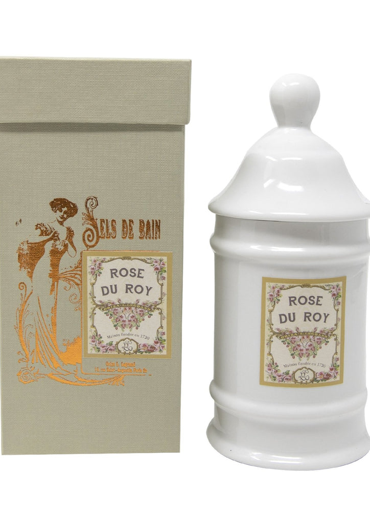 Rose du Roy Bath Salts