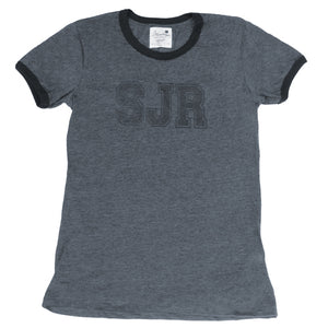 Retro SJR T Shirt - Ladies