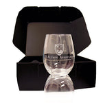 SJR Alumni Assiociation Stemless Wine Glasses