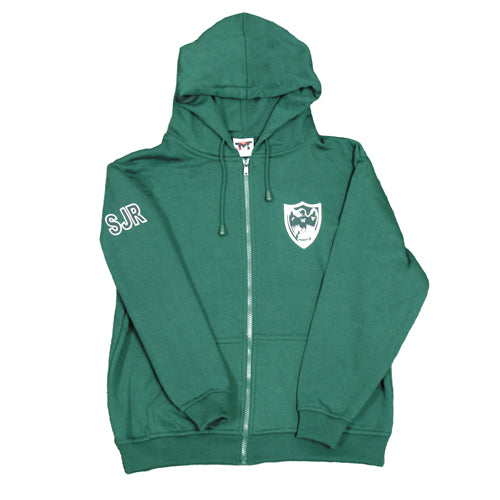 Hamber House Zip Front Hoody - Adult