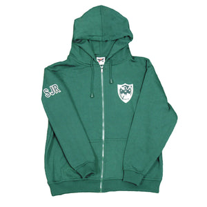 Hamber House Zip Front Hoodie - Youth