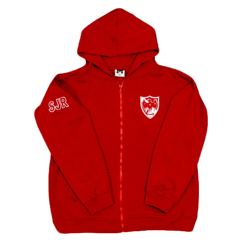 Richardson House Zip Front Hoody - Adult