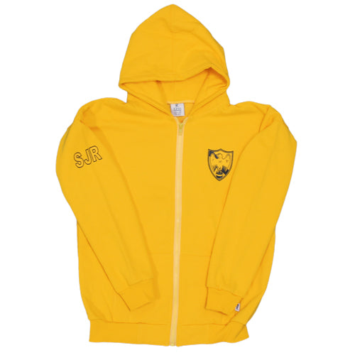 Young House Zip Front Hoodie - Adult