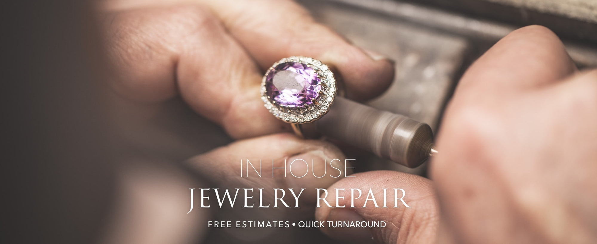 Arman's Jewellers Goldsmith in Kitchener Waterloo provides on-site Jewellery Repairs and Same Day Jewellery Services