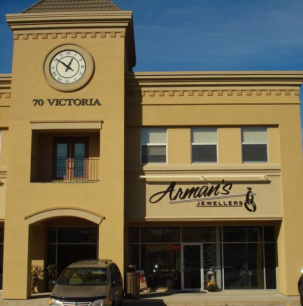 Arman's Jewellers is a family owned Jeweller store in Kitchener-Waterloo since 2001