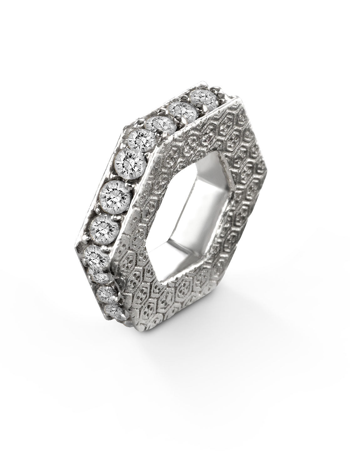 Bcouture April Keepsake-White Topaz at Arman's Jewellers Kitchener