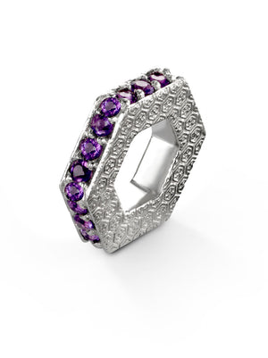 Bcouture February Keepsake-Amethyst