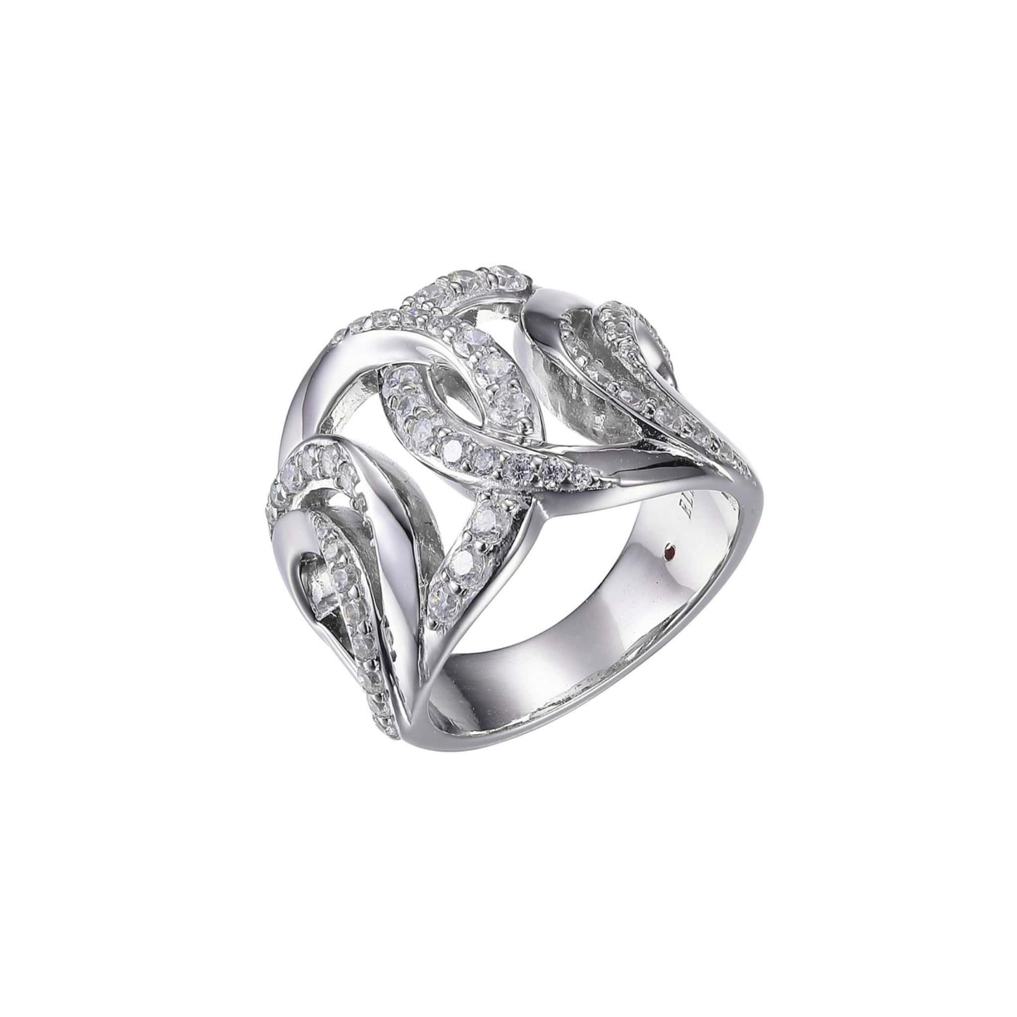 ELLE Majestic Silver Ring at Arman's Jewellers