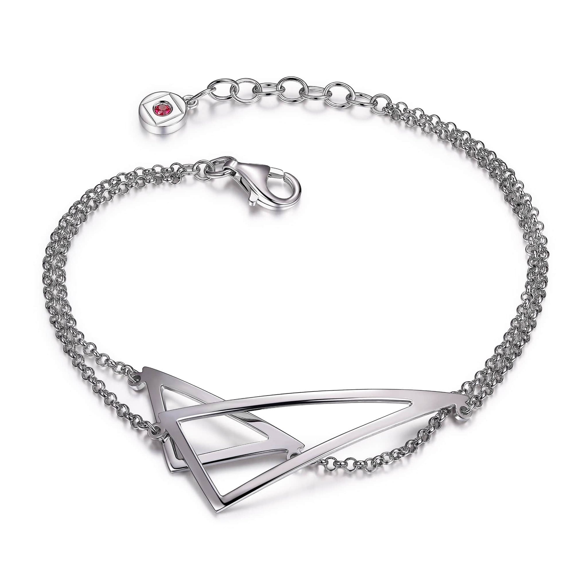 ELLE Tryst Silver Bracelet at Arman's Jewellers