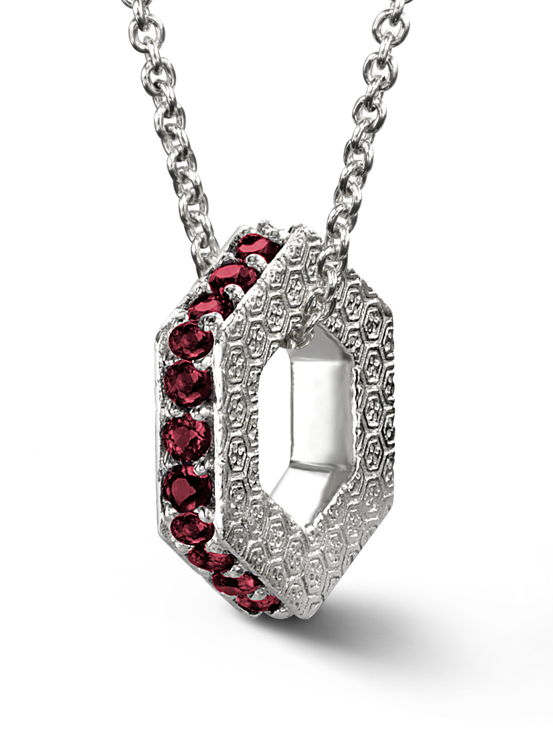 Bcouture January Keepsake-Garnet